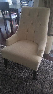 Accent Chair like new condition .