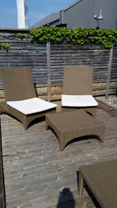 Outdoor Furniture : Chairs