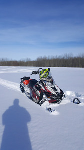 2015 Skidoo Summit 800 Etec