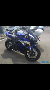 "Yamaha R1 2006 en pieces"" part out"""