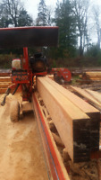 Hardy Hill Portable Sawmill
