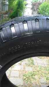 1 GOODYEAR WRANGLER RT/S TIRE - LOW PRICE, USED, GOOD TREAD Windsor Region Ontario image 3