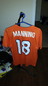 Brand new with tags. Denver Broncos Manning shirt