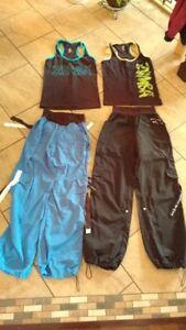 Vêtements ZUMBA
