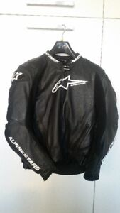 Alpinestars Gp Pro Leather Jacket - Size 44 US/54 Eur