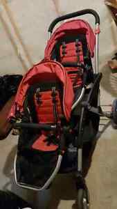 Double stroller only for $120. Reduced price.
