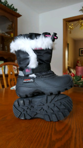 Girls/Toddler Winter Boots