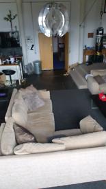 Next L Shape Couch (8ft x 7ft)
