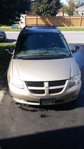 Great condition minivan asking $1200.