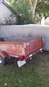 Utility trailer For Sale Reduced to $500.00 firm London Ontario image 2