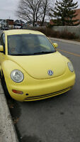 2000 Volkswagen Beetle Berline