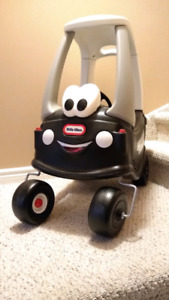 Little Tikes Police car great condition (indoor use only)
