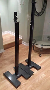 Northern Light Squat Rack Stand no dumbbell power cage weights
