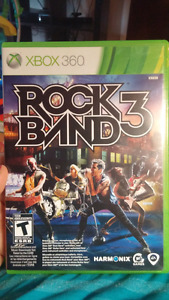 Rock Band 2-3 + Band Hero XBOX 360