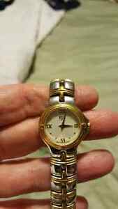 Beautiful Esquire Watch, Mother of Pearl Face