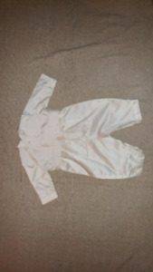 Boys baptism suit 3-6 mths