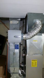 Whole House Humidifier Service and Installations
