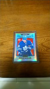 Mitch marner rookie card Opee-chee platinum rainbow