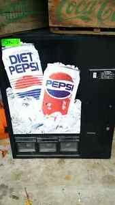 old pepsi pop machine
