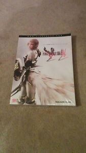 Final fantasy xiii-2 game guide