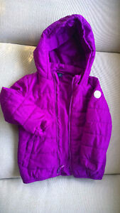 WARM QUILTED SPRING/FALL JACKET GAP GIRL 5T