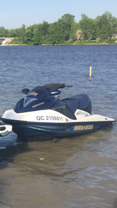 SEADOO BOMBARDIER GTX 185 SUPERCHARGED