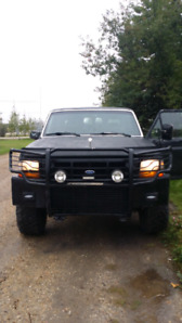 94 f 2507.3 turbo diesel  mud truck ab insured reg   3000obo