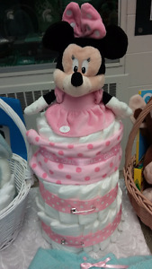 Baby Diaper Cakes & Baby Shower Gifts!