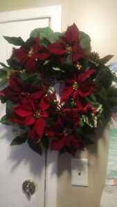 Beautiful Christmas wreath for cheap price