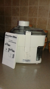 "Proctor Silex 2-Speed Juice Extractor ""Used"" (Out of the Box)"