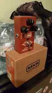 Mxr prime distortion pedal