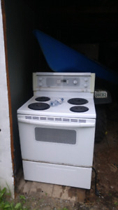 Two stoves.  $100 each