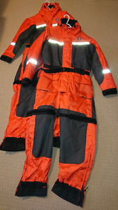 Mustang Survival Integrity Float Suit (MS 195HX) - Size Large