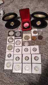Canadian/ American coin collection