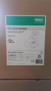 Wilo Top-Z2 X 25, Bronze, Water Circulating Pumps