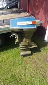 50 hp johnson outboard motor