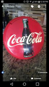 Vintage coca cola 1994 phone