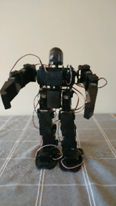 Programmable Remote control Robot