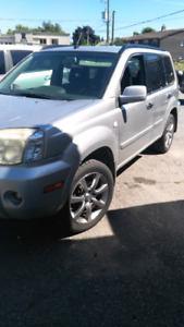 2006 Nissan X-Trail 5 Speed Manual