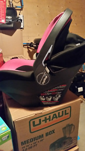 Excellent condition Peg Perego book stroller carseat & base