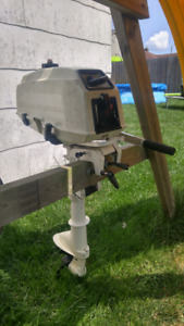 2004 3.5 hp outboard motor