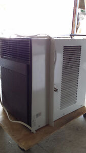 Used Window Air Conditioner Electrohome By Keeprite