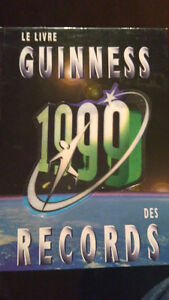 Records Guiness 1999