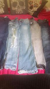 Womens Jean lot size 27