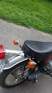 1974 Honda XL 100 in excellent shape (collector's item) Kitchener / Waterloo Kitchener Area image 4