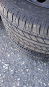 185 65 r14 tiers on rims for sale