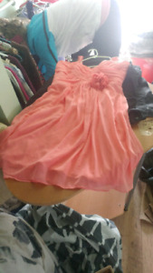 Dessy collection prom dress size 12