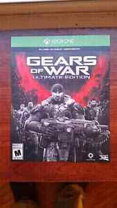 Xbox One download game: Gears of War Ultimate Edition