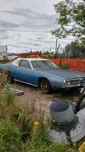 1974 Dodge Charger SE. All Original