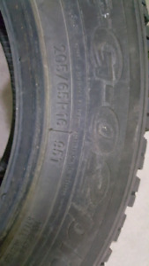 Four Winter Tires 205/65/16""